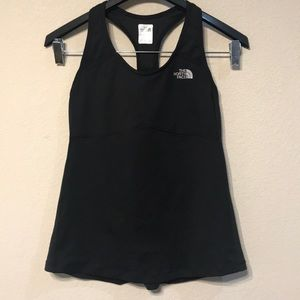 Black The North Face Workout Tank